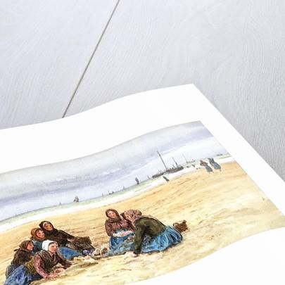 Fishwives by William Lionel Wyllie