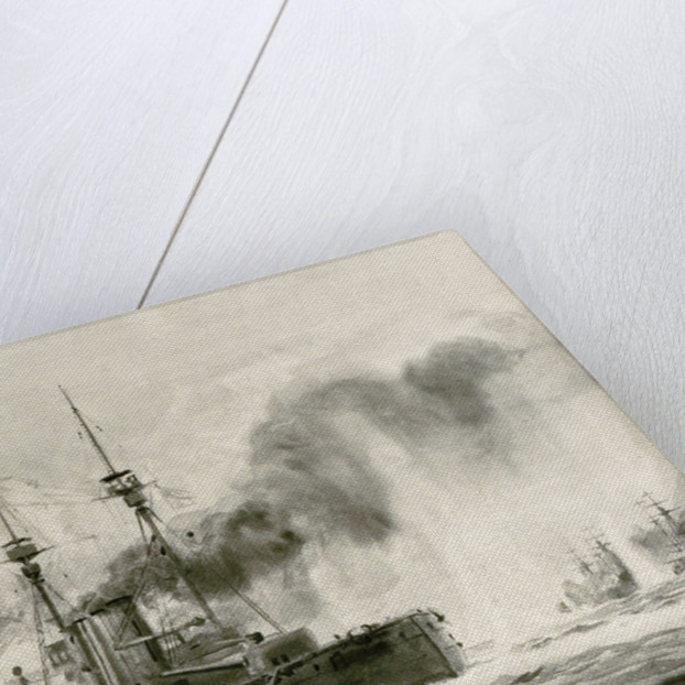 Jutland by William Lionel Wyllie