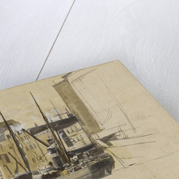 Billingsgate by William Lionel Wyllie