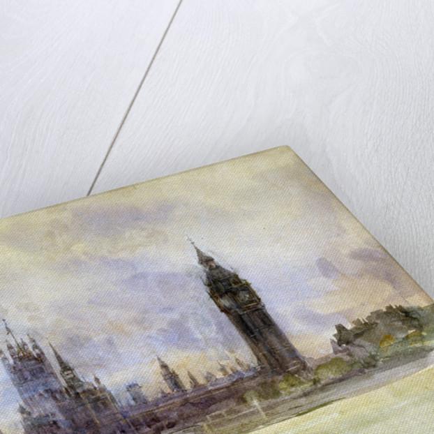 Westminster by William Lionel Wyllie