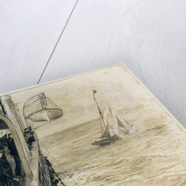 Sandy Hook by John Everett