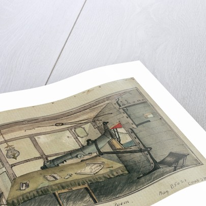 Study of accommodation in a vessel by Charles Copland