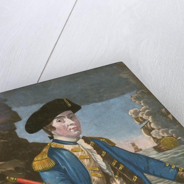Captain John Paul Jones by R. Brookshaw
