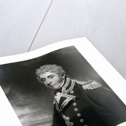 Vice Admiral the Honble Sir Henry Blackwood, Bart K.C.B. & G.C.H by John Hoppner