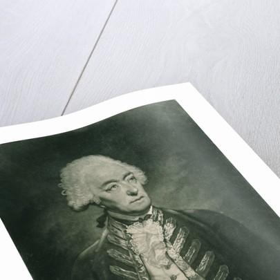 Admiral Robert Roddam (1719-1808) by Lemuel Francis Abbott