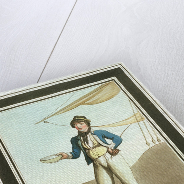 Sailor: no. 2 in series by Thomas Rowlandson