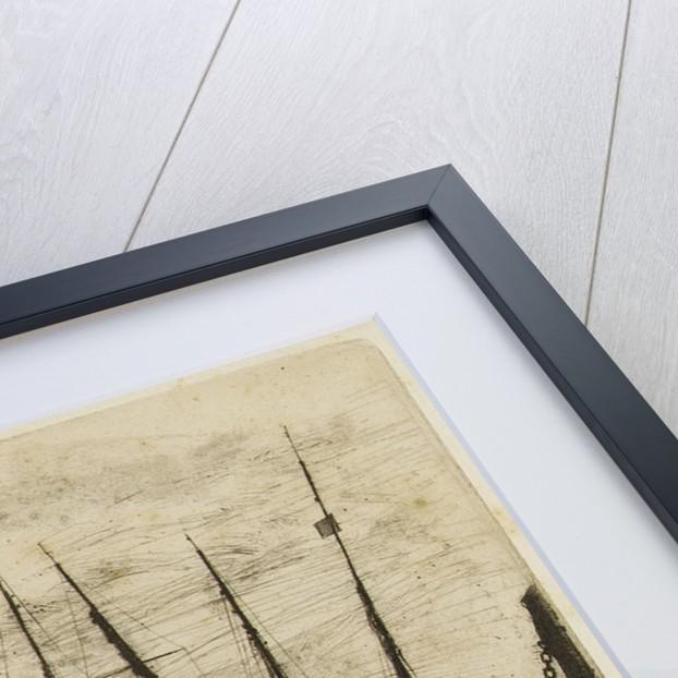 Billingsgate by James Abbott McNeill Whistler