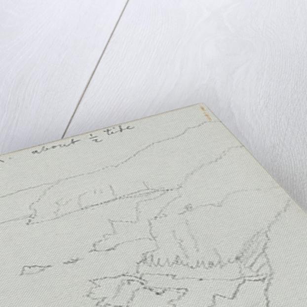 Dinas Head April 10.82 by John Brett