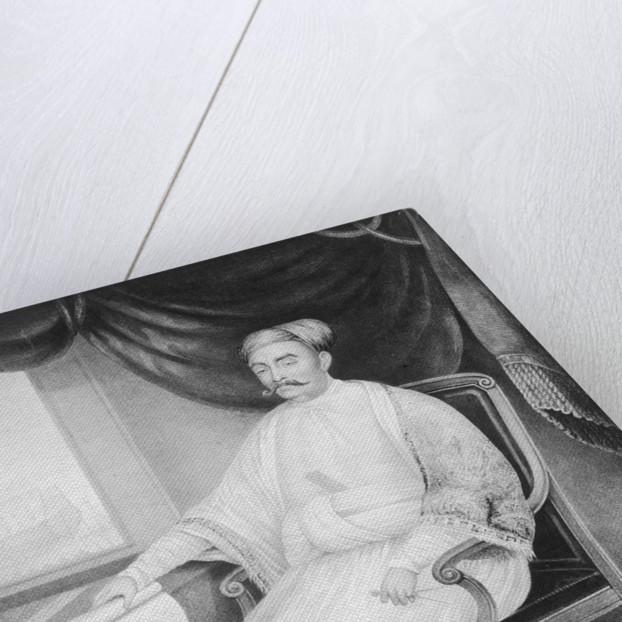 Jamsetjee Bomanjee (1756-1821) by G. Bragg