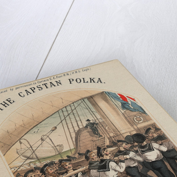 The Capstan Polka by Alfred Concaden