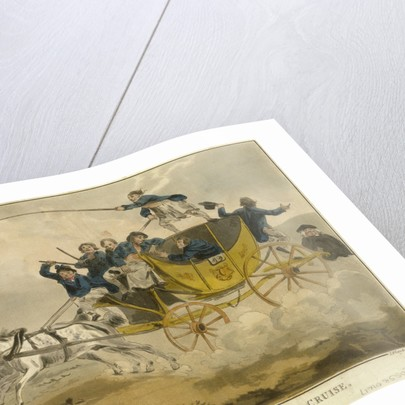 The Jolly Tars of Old England on a Land Cruise by Julius Caesar Ibbetson
