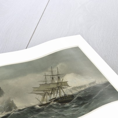 Clipper ship 'Lady Melville' by Thomas Goldsworth Dutton