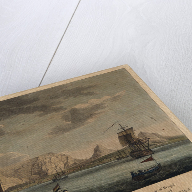 View of the Cape of Good Hope by Hirst