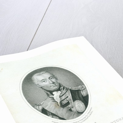 Admiral Sir Richard Bickerton by T. Maynard