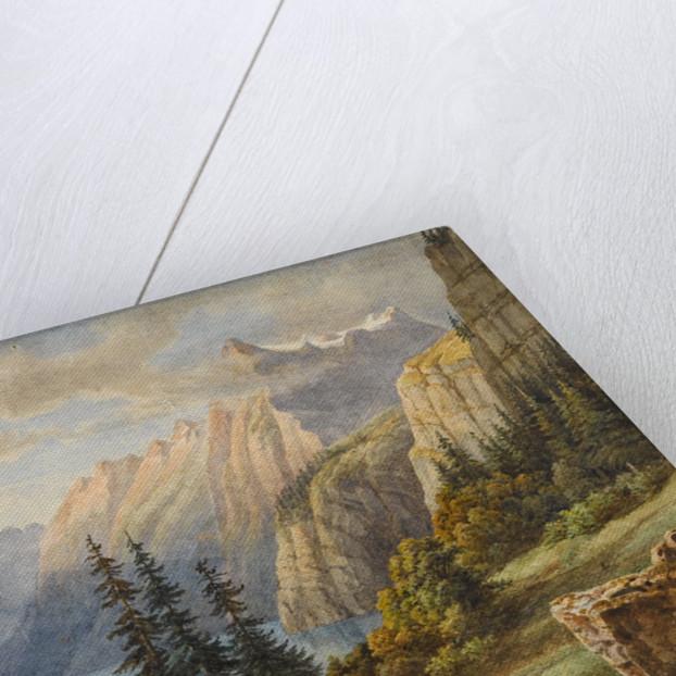 Vue du Rutli by M. Nicolas Karth