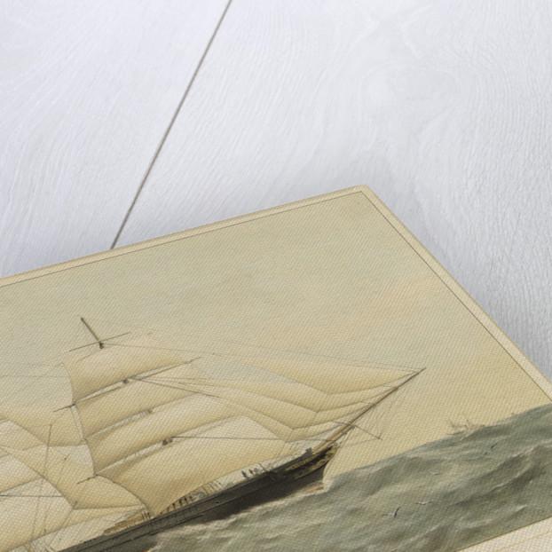 The tea clipper 'Shun Lee' by Thomas Goldsworth Dutton