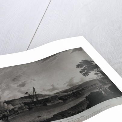 Chatham dockyard by Robert Dodd