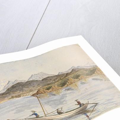 Watercolour from album by Hamilton Williams by Hamilton Williams