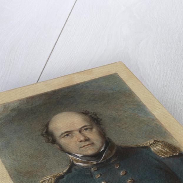 Captain Sir John Franklin, 1786 - 1847 by William Derby