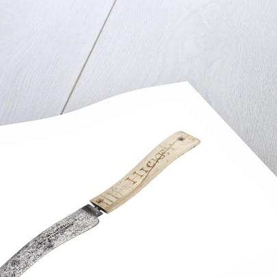 Knife by Millikin