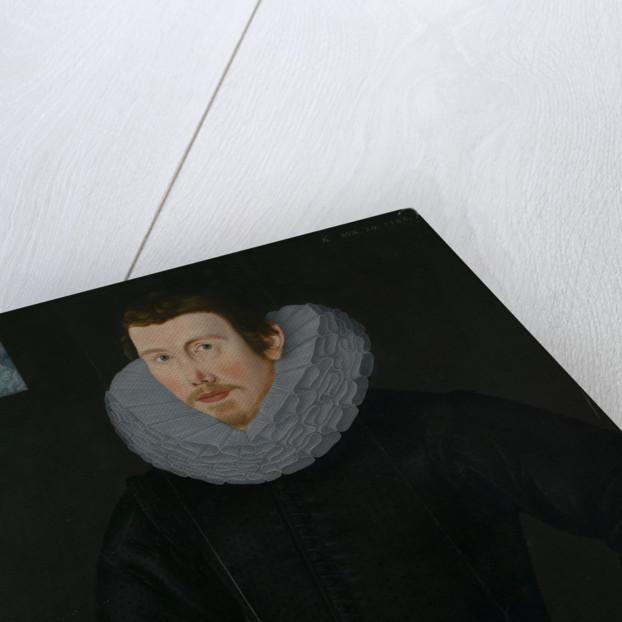 Portrait of a Gentleman by English School