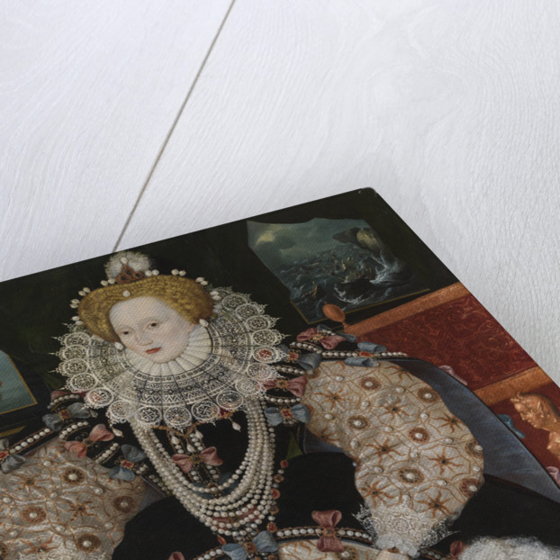 Elizabeth I, 1533-1603 (the 'Armada Portrait') by English School