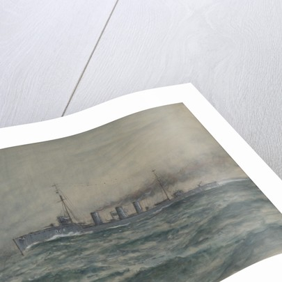 HMS Peregrine by N. B. Severn
