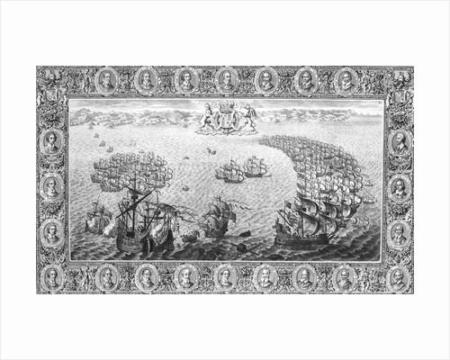 Armada 1588 by C. Lempriere