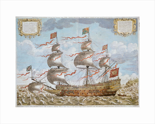 'Sovereign of the Seas' (Br, 1637) by John Payne