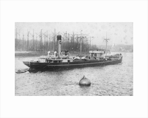 SS 'Letchworth' (1924), sunk in 1940 by unknown
