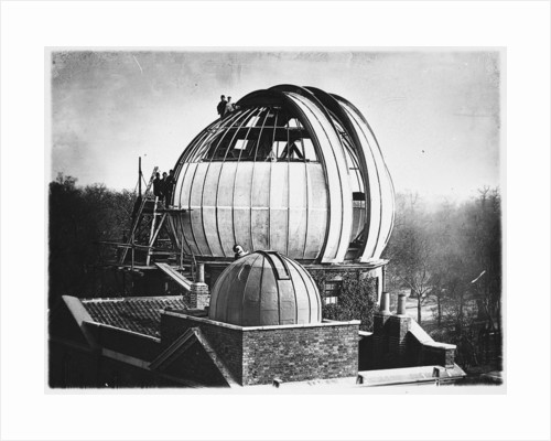 The Great Equatorial new dome by unknown