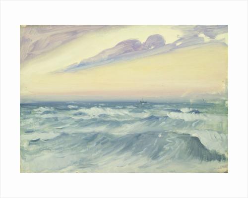 Seascape, Jersey by Herbert Barnard John Everett