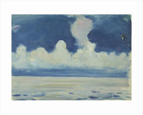 Gulf of Mexico from the 'Birkdale' by Herbert Barnard John Everett