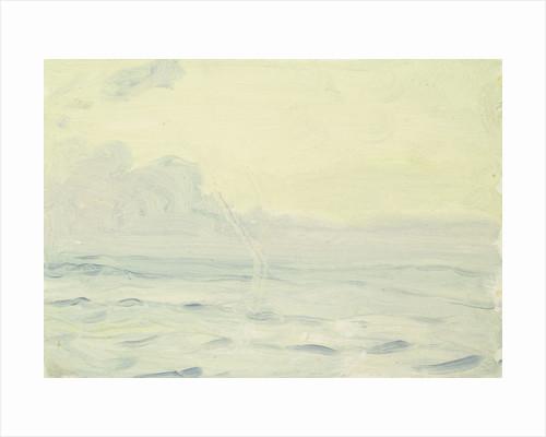 The Bay of Biscay from the 'Umberleigh' by Herbert Barnard John Everett