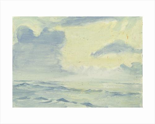 Bay of Biscay from the 'Umberleigh' by Herbert Barnard John Everett