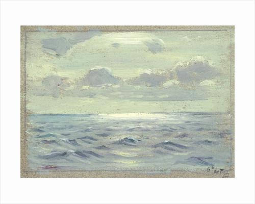 Seascape in the Atlantic by Herbert Barnard John Everett