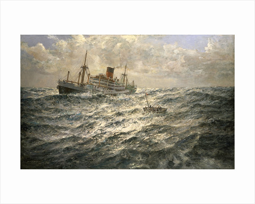 The brotherhood of seamen by Arthur James Wetherall Burgess