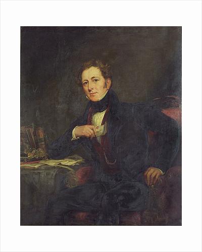 Thomas Brunton by George Hayter
