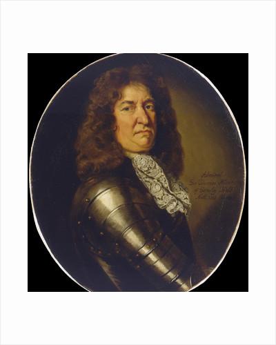 Admiral Sir Thomas Allin (1612-1685) by Godfrey Kneller