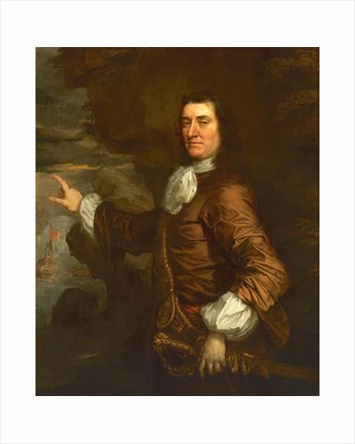 Flagmen of Lowestoft: Admiral Sir Thomas Allin (1612-1685) by Peter Lely