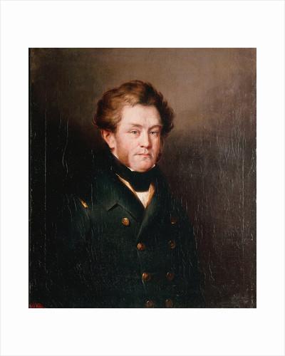 Rear-Admiral Thomas Baldock (d.1871) by British School