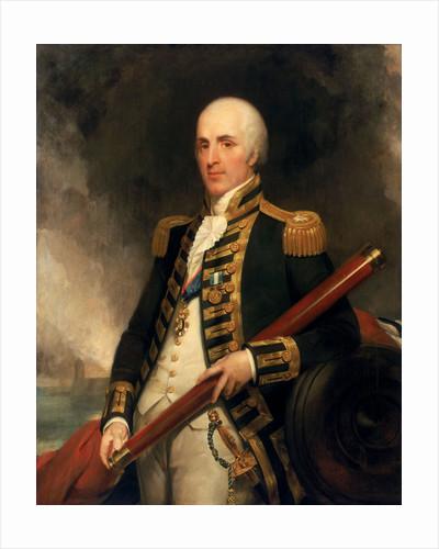 Rear-Admiral Sir Alexander John Ball (1757-1809) by Henry William Pickersgill