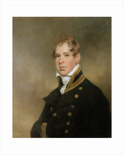 Sir William Beatty (circa 1770-1842) by Arthur William Devis