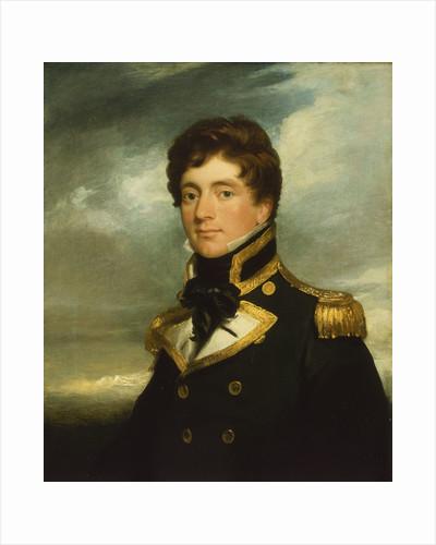 Captain Frederick William Beechey (1796-1856) by George Duncan Beechey