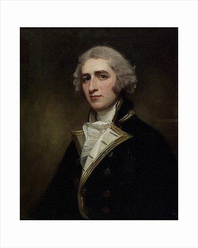Captain William Bentinck (1764-1813) by George Romney