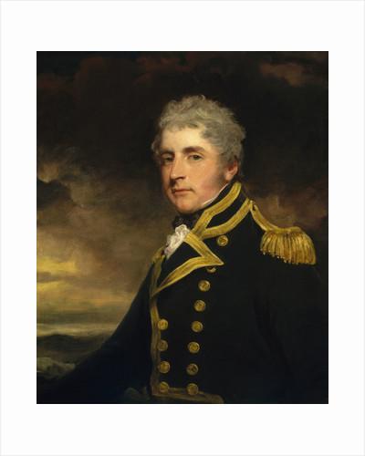 Captain Henry Blackwood (1770-1832) by John Hoppner