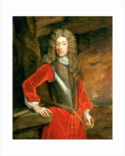 Admiral of the Fleet George Byng, 1st Viscount Torrington (1663-1733) by Godfrey Kneller