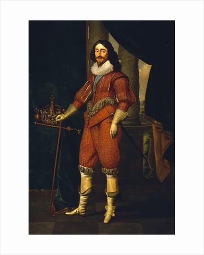 Charles I (1600-1649) by Daniel Mytens the Elder
