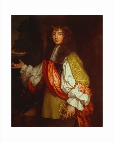 Sir John Chichley (circa 1640-1691) by Jacob Huysmans
