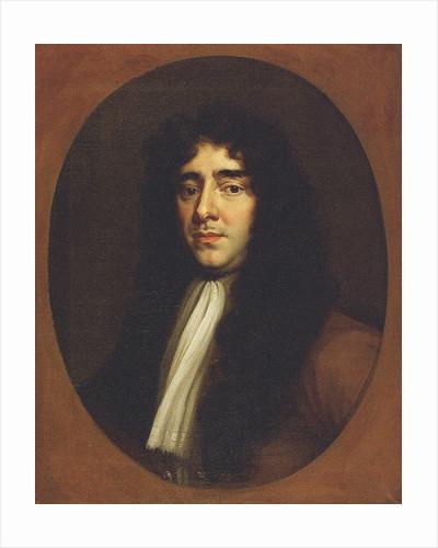 Sir Anthony Deane (circa 1638-1721) by John Greenhill